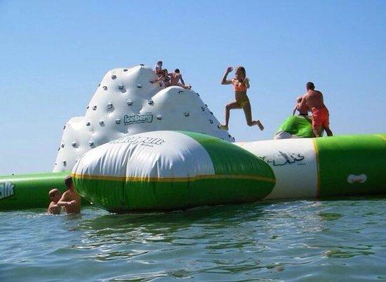 Zaton Holiday Resort: Water fun