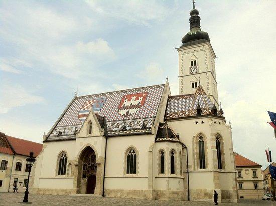 Upper Town (Gornji Grad) : Igreja