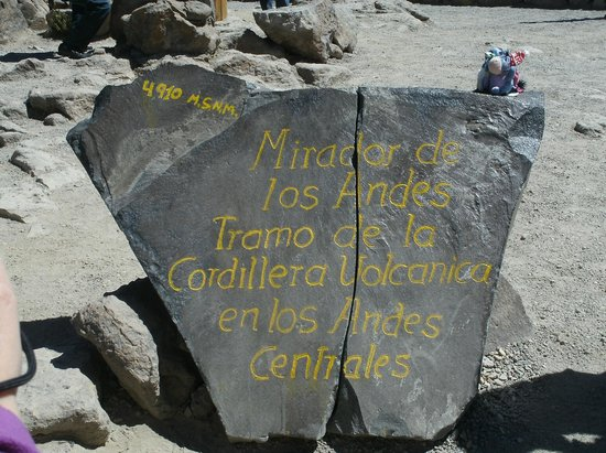 San Miguel Viewpoint: Ponto mais alto da viagem