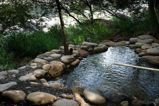 Caldera Hot Springs: Poços