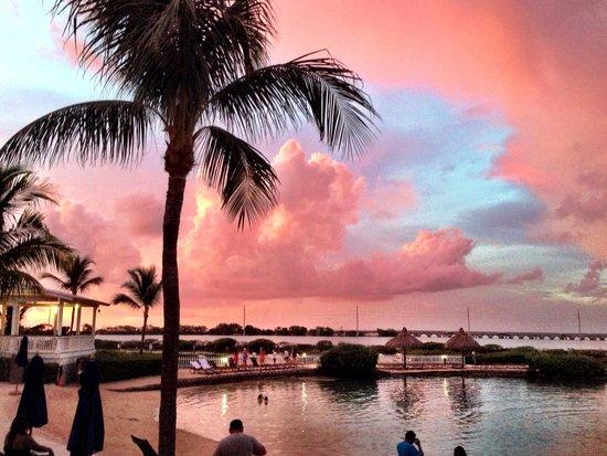 Hawks Cay Resort : Sunset