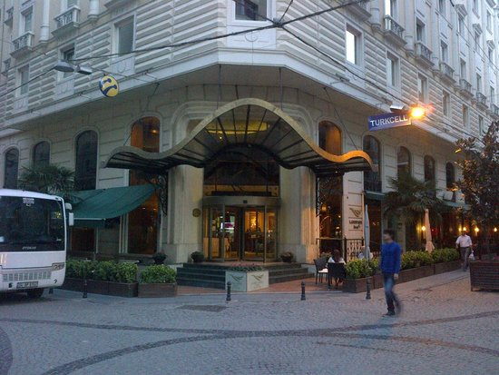 LaresPark Hotel: Hotel entrance
