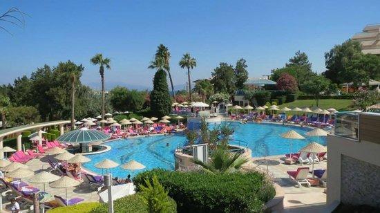 Grand Blue Sky International : Pool