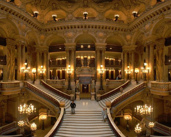 PARISCityVISION : Opéra Garnier