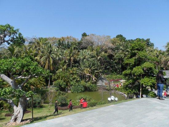 Splendid China Park: La végétation qui orne ce parc est tout simplement resplendissante.