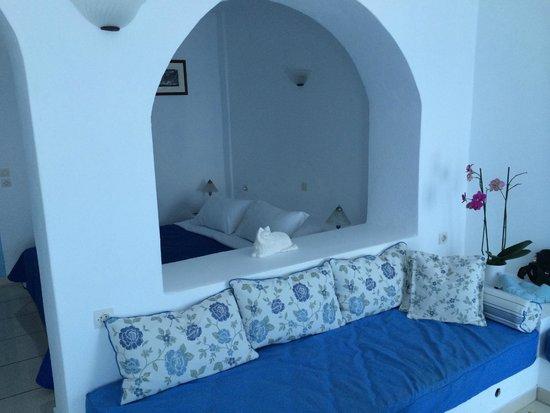 Kastro Suites Santorini: Suite