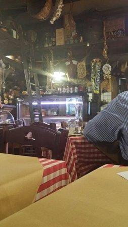 Osteria Panzini : Dettaglio locale