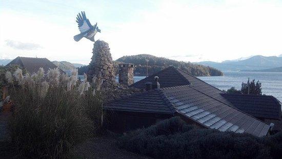 Nido del Condor Hotel & Spa: Hermosa vista