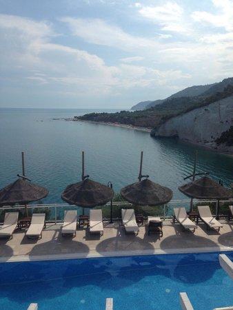 Hotel Villa Scapone: Last day!