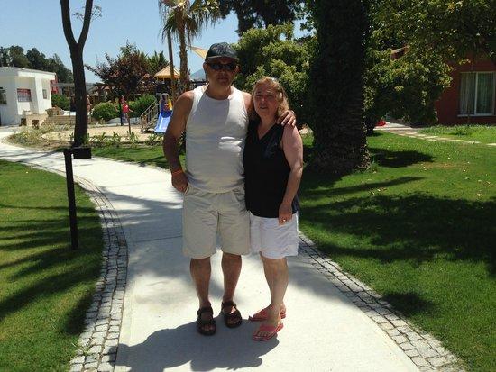 Atlantique Holiday Club: Traumhafte Hotel direkt am Meer (Strand)