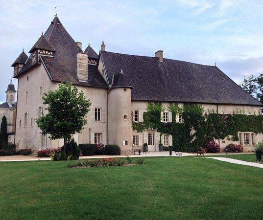Chateau de Pizay : Le chateau