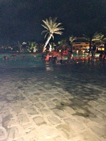 Club Diana Rimel Djerba : 14 juillet, pool party