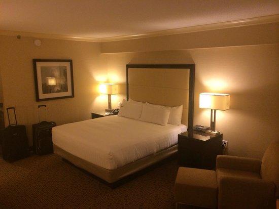 Grand Hyatt Atlanta in Buckhead: Room