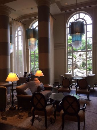 Grand Hyatt Atlanta in Buckhead : Lobby