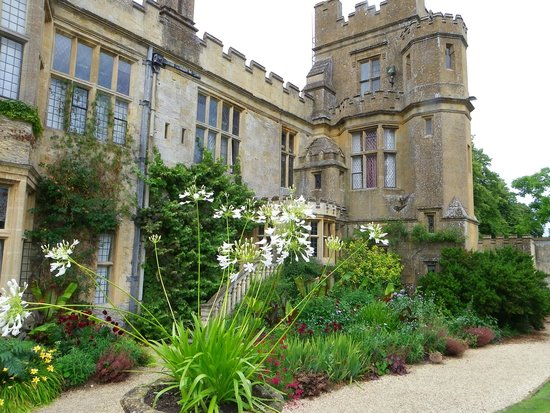 Sudeley Castle: Interesting, and lovely gardens