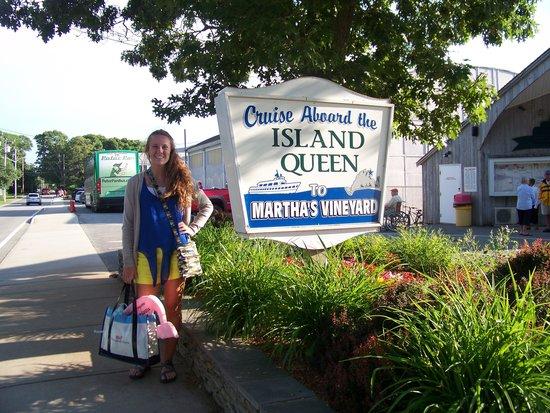 Island Queen Ferry: Marlie
