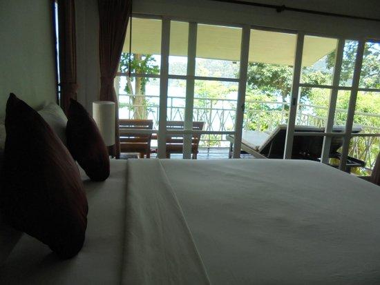 Bay View Resort: la chambre