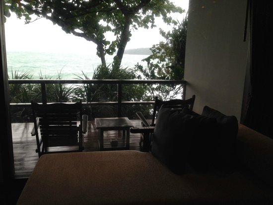 Marina Phuket Resort: balcony