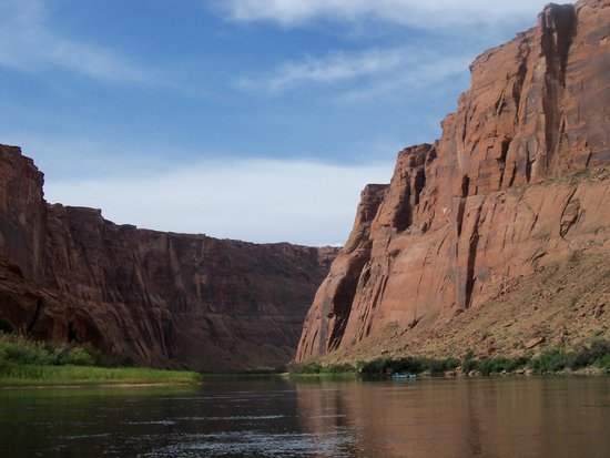 Colorado River Discovery : Wow from the beginning.