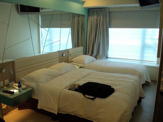 Regal Riverside Hotel : Apartamento