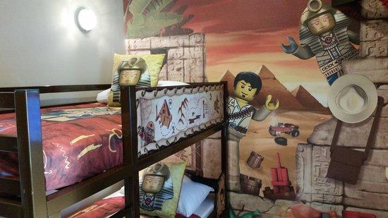 Legoland Malaysia Resort: Bunk Bed Premium Adventure