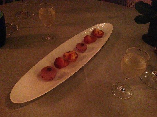 Ristorante La Sponda: After dessert