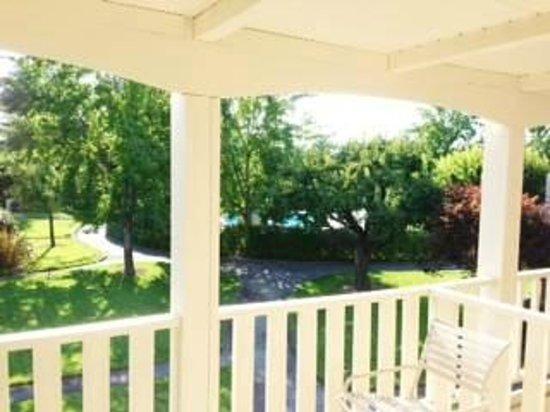 Silverado Resort and Spa: View from room balcony