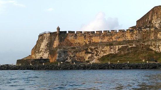 San Juan Water Tours : EL Morro