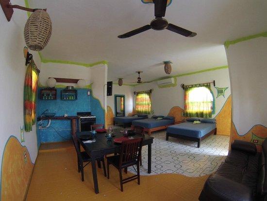 Adventure Experience Hotel: penthouse