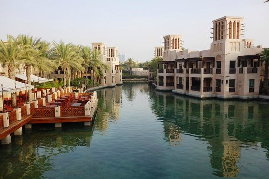 Jumeirah Dar Al Masyaf at Madinat Jumeirah : Pai Tai restaurant on the complex