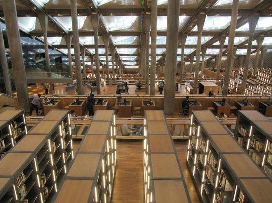 Bibliothèque Alexandrina (Bibliotheca Alexandrina) : Bibliotheca Alexandrina