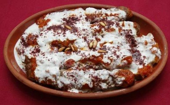 Taboule Lebanese Restaurant: Iskender kabab