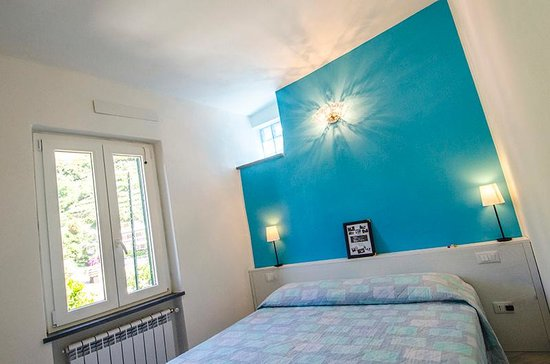 "Cinqueterre Residence: The new mini apartment ""Canneto"""