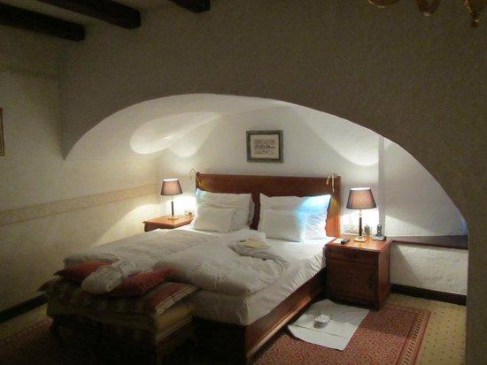 Arcadia Hotel: sehr schöne Zimmer