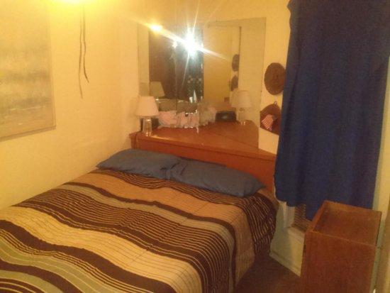 Villa Del Sol: bedroom still unused