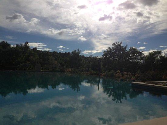 Terre Blanche Hotel and Spa : La piscina principale