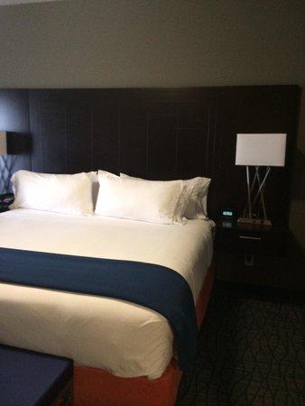 Holiday Inn Express Hotel & Suites Oklahoma City Southeast - I-35 : holiday inn express