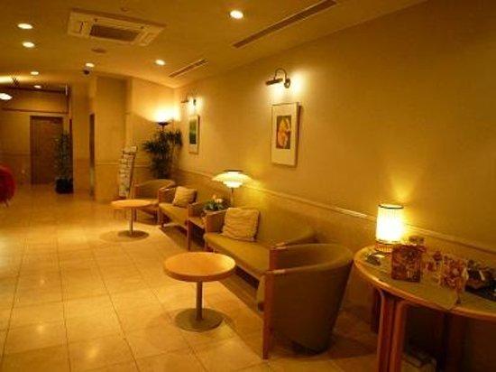 Hotel Dorf Shizuoka : ロビー