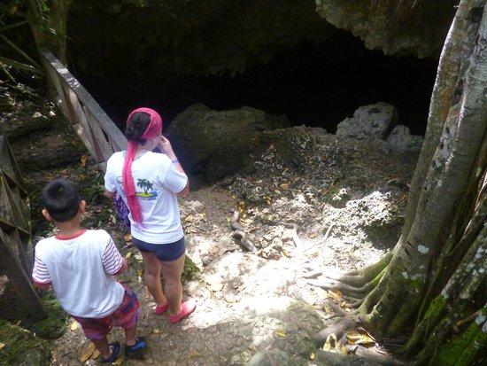 Cueva de Morgan: Cueva - no muy interesante