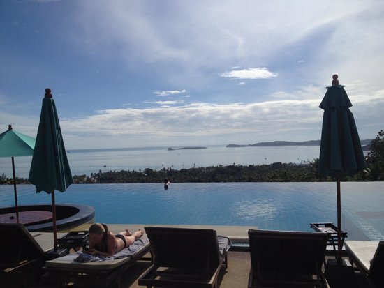 Mantra Samui Resort: Beautiful infinity pool