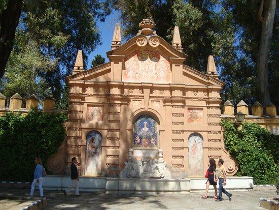 Picture of jardines de murillo seville tripadvisor - Jardines de sevilla ...