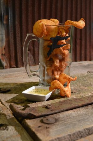 Fink's Craft Bar & Grill: Twisted Taters