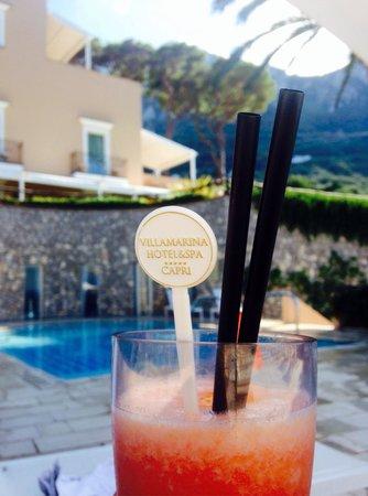 Villa Marina Capri Hotel & Spa: Relax