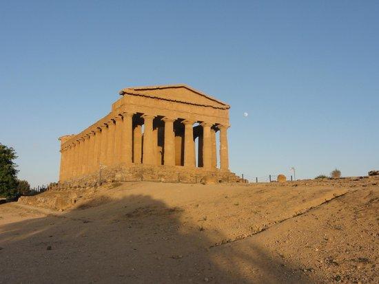 Case Vacanze Lumia : Долина храмов неподалеку от Агридженто