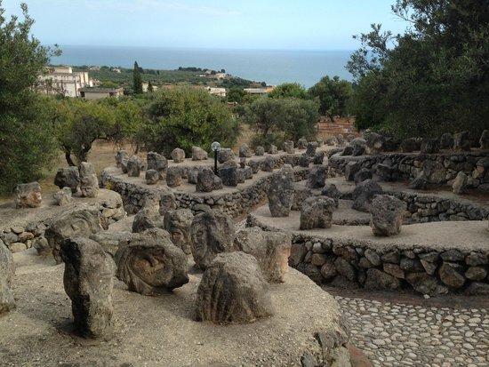 Case Vacanze Lumia : Зачарованный замок. Местная достопрримечательность.
