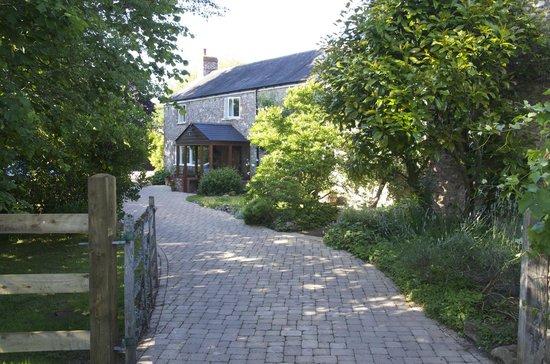 West Buckland, UK: Causeway cottage