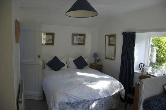 West Buckland, UK: Bedroom