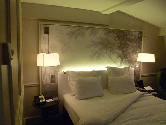 Renaissance Paris Le Parc Trocadero Hotel: Prestige Room, 4th floor of Le Residence