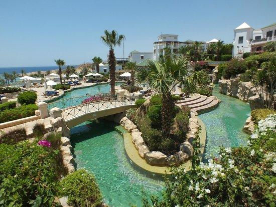 Hyatt Regency Sharm El Sheikh Resort : Lazy river