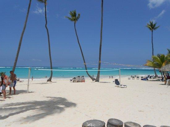 Grand Palladium Bávaro Suites Resort & Spa: sublime plage